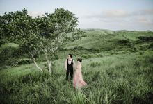 The Prewedding of Darma & Putri by Malong Studios