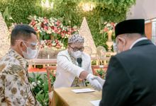 Aristyo & Icha - All in Wedding New Normal by Blueroses Planner