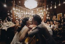 Devi and Ivan Wedding Intimate Party by Mou.project