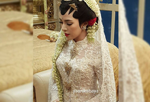 Wedding Nails Kartika Sukarwo by Story of Nailart