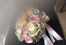 Wedding Day of Yoki & Junike by Edelweis Organizer
