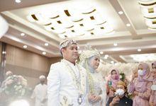 The Wedding of Gallen & Elva by Sky Wedding Entertainment Enterprise & Organizer