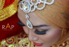 Nanda + AI by RAP Wedding