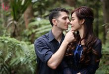 Bibi & Matt Couple Portraiture by The Glamorous Capture