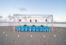 Kayumanis Dinner Reception on the beach by Kayumanis Sanur Private Villa & Spa