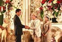 The Wedding of Byan & Brian by Bantu Manten wedding Planner and Organizer