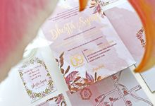 Wedding Dhezta & Syarif by ids.design