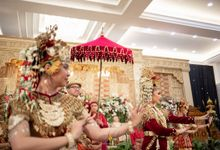 Palembang Wedding of Nina Adhi by  Menara Mandiri by IKK Wedding (ex. Plaza Bapindo)