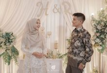The Engagement of Rara & Husein by Join Digital