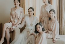 The Wedding of Edward & Laila by Bali Wedding Specialist