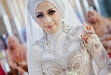 Wedding Maya & Adnan by Gracio Photography