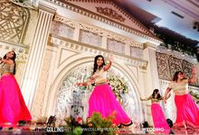 THE WEDDING OF BHARAT AND CHRISTINE by JS Wedding Planner Organizer and Entertainment