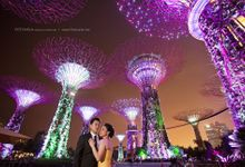 singapore Prewedding Fendy & Jeany by fotovela wedding portraiture