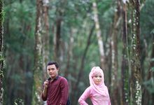 Prewedding Hafiz & Icha by PIXELINE PHOTOGRAPHY