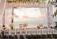 Bali Wedding - The Istana - Emma & Joel by Global Weddings