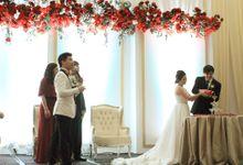 Engagement Hotel Pullman Central Park Jakarta - MC Anthony Stevven by Anthony Stevven