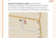 Grand Opening by Light Art Wedding Boutique