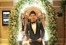MC wedding gran mahakam hotel - MC Anthony Stevven by Anthony Stevven