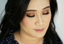 Prewedding Make Up For Stacey by Vita Ester Makeup
