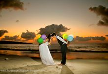 J & L by Pure Bali Photography