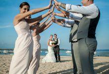 THE WEDDING - REGAN & NATALIE by Aditi Niranjan Photography