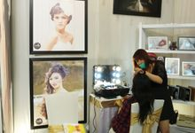 Wedding Makeup Exhibition by IMAGE Make Up Artist