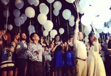 Michael & Jenfilia by Bali Dream Wedding