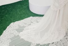 Wedding dresses fiting by Aimee Bridal and Photography