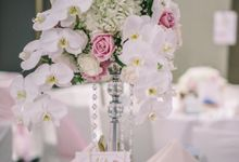 Wedding of Huang & Imelda by Rosette Designs & Co