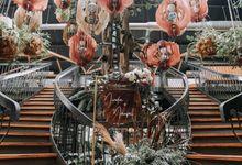 Akad Nikah Platinum by Kreasijemari Decoration
