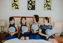 Bridesmaid Inspiration by Nagisa Bali