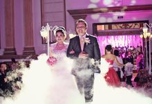 Ringgo & Ivana The Wedding by Voltaire Photography