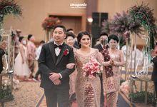 Jogi and Galih Wedding by Nikahsamakita
