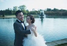 The Prewedding of Mr and Mrs Stephen Wongso by SOIREEGOWN