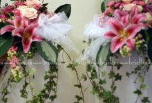 Standing Flowers by Brielles Flower House