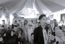 Modern Wedding by Q Creative Wedding Planner