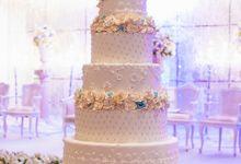 The Wedding Cake by Pullman Jakarta Indonesia