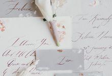 Ian & Feli by Twogather Wedding Planner