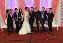 Wedding of Rico & Cathy by MC Budi Nugroho