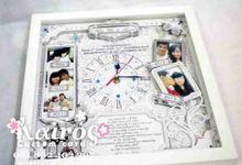 3D invitation by Kairos Wedding Invitation