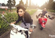 Inez & Anzar by Depictue | Begins From Story