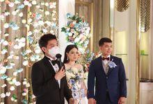 Online MC Wedding Intimate at Four Seasons Jakarta - Anthony Stevven by Anthony Stevven