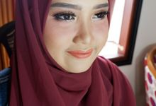 Natural Makeup party by awmodis.makeup