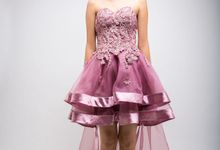 Party dress project by Nathania KHO