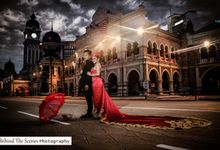 Malaysia Prewedding Session ( Icha & Robin ) by behind the scenes photography