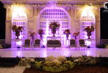 ROMANTIC BALCONY by Orchid Florist and Decoration
