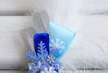 Frozen Icy Wedding by Myrtle - The Wedding Essentials