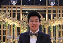 Mc Wedding The Glass Terrace Hyatt Jakarta - Anthony Stevven by Anthony Stevven