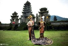 Modern-Traditional Balinese Prewedding by Dream Studio Photoworks