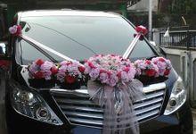 Dekor Request Wedding 20 Mei by BKRENTCAR